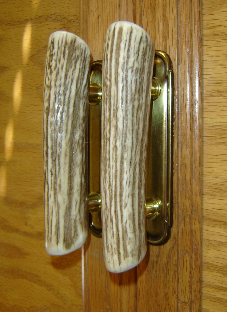 Charmant Elk Handles And Cabinet Knobs, Cabin Furnishings, Bolo Ties