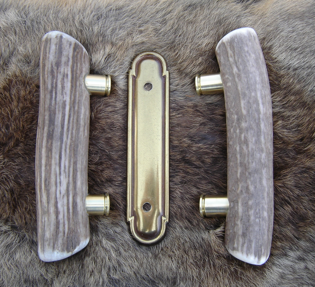 The Antlershop.com, Antler Cabinet Handles And Knobs, Buttons Beads And  Cabin Furnishings